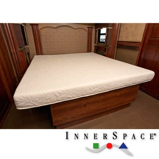 Luxury Cool Gel-infused 4.5-inch Queen-size RV Memory Foam Matress