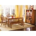 Liberty Low Country Rectangular Dining 6-piece Set