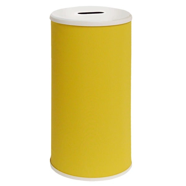 Lamont Home Brights Daffodil Round Hamper