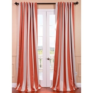 Savannah Stripe Blackout Curtain Panel