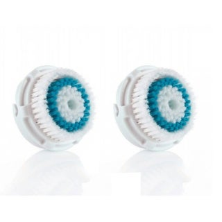 Clarisonic Replacement Brush Heads for Face and/or Body (Pack of 2)