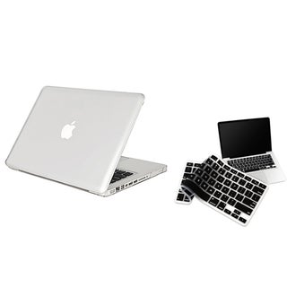 BasAcc Case/ Keyboard Cover for MacBook Pro 13-inch