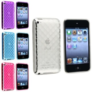 BasAcc 4-case Set for Apple iPod Touch 4