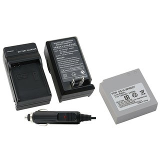 BasAcc Charger/ Battery Set for Samsung IA-BP85ST