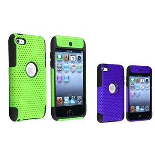 BasAcc 2-case Set for Apple iPod 4