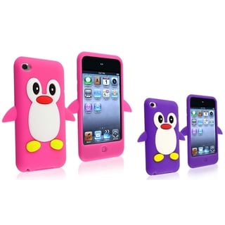 BasAcc 2-case Set for Apple iPod Touch 4