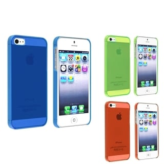 BasAcc 3-case Set for Apple iPhone 5/ 5S