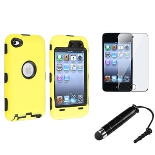 BasAcc Case/ Screen Protector/ Stylus for Apple iPod Touch 4