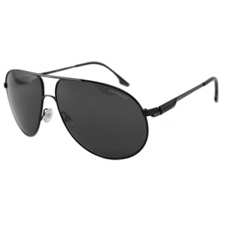 Carrera Carrera 58 Men's Black/Polarized Grey Aviator Sunglasses