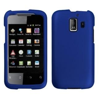 BasAcc Titanium Solid Dark Blue Case for Huawei U8665 Fusion 2