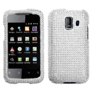 BasAcc Silver Diamante Case for Huawei U8665 Fusion 2