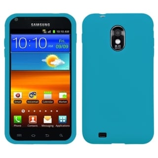 BasAcc Solid Tropical Teal Case for Samsung� Galaxy S2/ Epic 4G Touch
