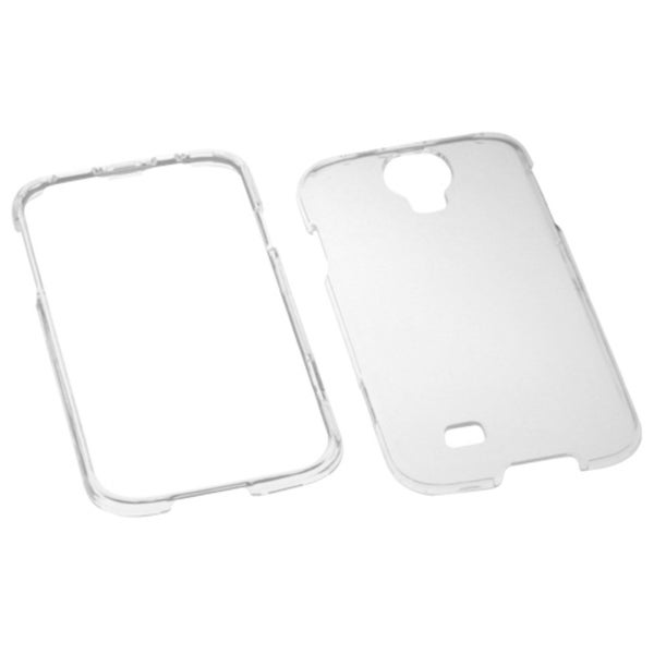 INSTEN Clear Phone Case Cover for Samsung Galaxy S4/ SIV M919/ R970/ I9505/ I9500