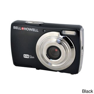 Bell+Howell S16 Ultra Slim 16MP Digital Camera