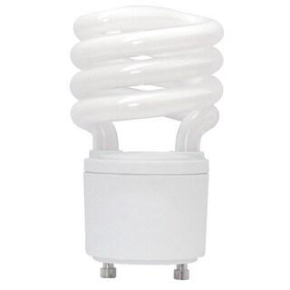 Goodlite Twist and Lock 23 Watt Replacement Mini Compact Fluorescent T2 Spiral Light Bulbs (Pack of 30)