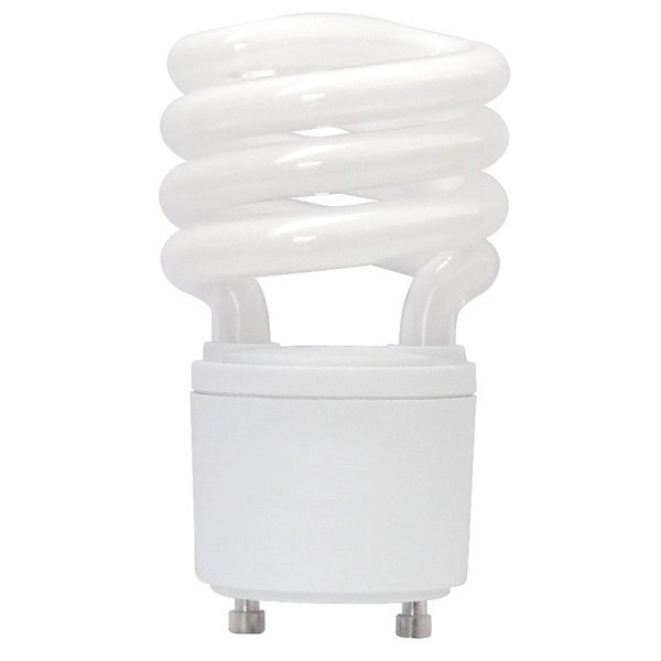 Goodlite Twist and Lock 23 Watt Replacement Mini Compact Fluorescent T2 Spiral Light Bulbs (Pack of 30)