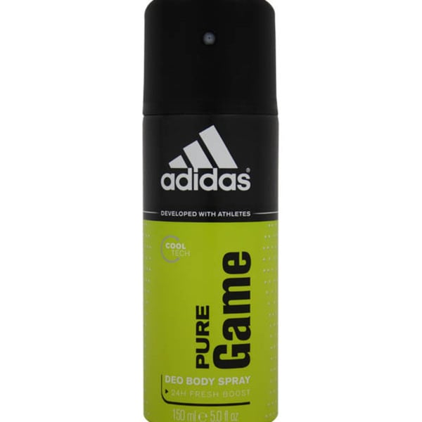 Adidas 'Pure Game' Men's 5-ounce Deodorant Spray