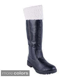 Reneeze Women's 'ABBY-04' Winter Knee-high Boots
