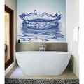 Aquatica PureScape Freestanding AquaStone Bathtub
