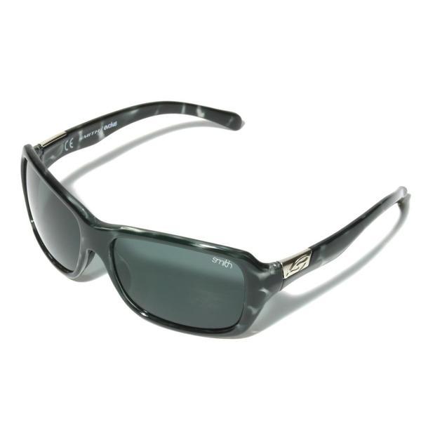 Smith Women's 'Brooklyn' Polarized Black Tortoise Optics Sunglasses