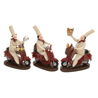 3-piece Motorcycle Chef Set