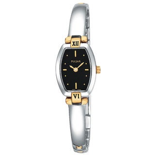 Pulsar Women's Two-tone Stainless Steel Bracelet Watch