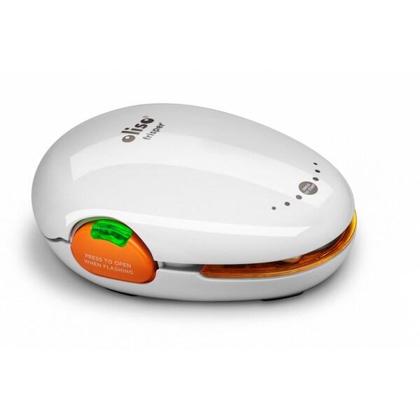 Oliso FF-600 White Frisper Vacuum Food Sealer Starter Kit
