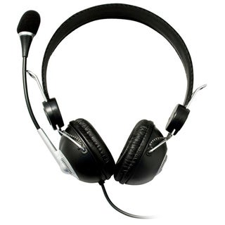 QuantumFX Stereo Headphone With Microphone