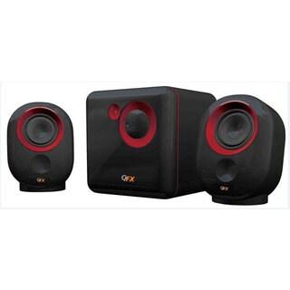 QFX CS-68 2.1 Active Multimedia Speaker with Subwoofer