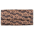 Kenneth Cole Reaction Women's Logo Print Clutch Wallet