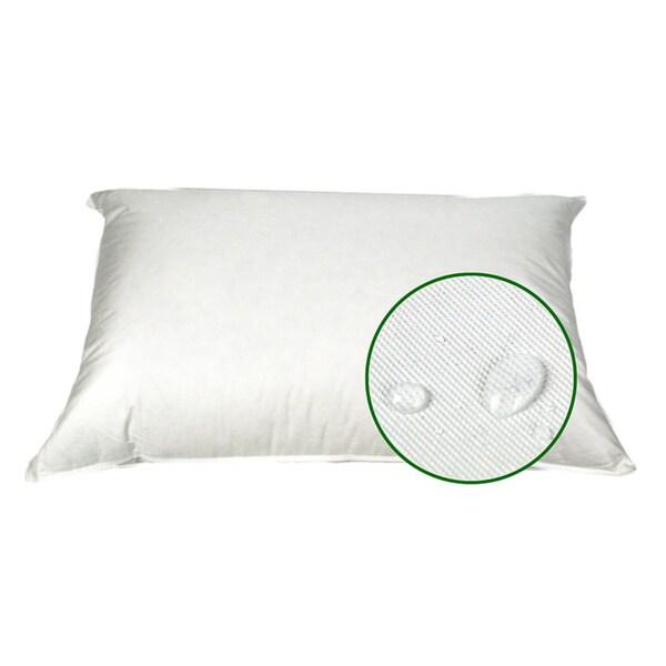 Liquid Proof Vinyl Pillow