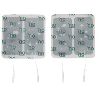 Oval Pre-Gelled Electrodes for TENS Unit