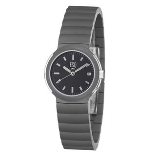 ESQ by Movado Women's 'Aquarius' Titanium Watch