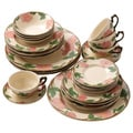 Johnson Brothers 'Desert Rose' 28-piece Dinnerware Set