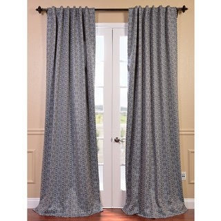 Aegean Print Blackout Curtain Panel