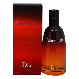 Christian Dior 'Fahrenheit' Men's 3.4-ounce After Shave Lotion