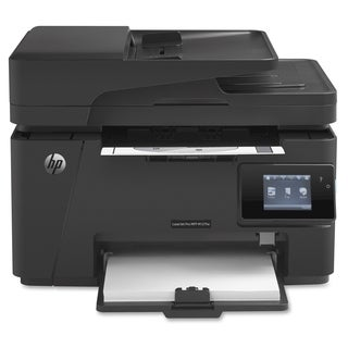 HP LaserJet Pro M127FW Laser Multifunction Printer - Monochrome - Pla