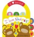 I Love Shapes! (Hardcover)