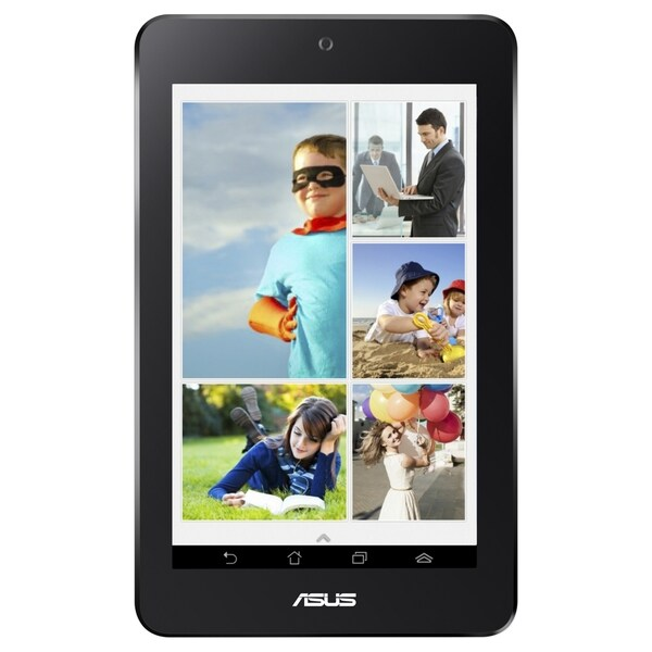"""Asus MeMO Pad HD 7 ME173X-A1-BL 16 GB Tablet - 7"""" - In-plane Switchin"""