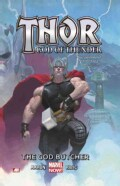 Thor: God of Thunder 1: The God Butcher (Paperback)