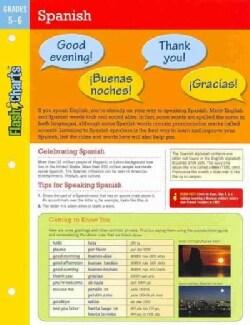 Flashcharts Spanish, Grades 5-6 (Cards)