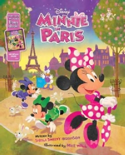 Minnie in Paris: Purchase Includes Disney Read-along Ebook! (Hardcover)