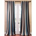 Key Largo Stripe Blackout Curtain Panel