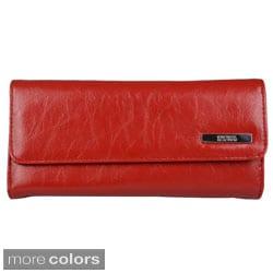 Kenneth Cole Reaction Women's Elongated Clutch Wallet