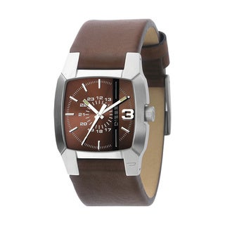 Diesel Men's Brown Dial Watch