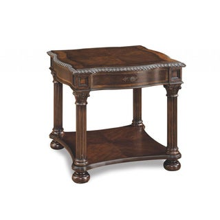 Capri Square End Table