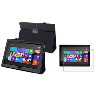 INSTEN Phone Case Cover/ LCD Protector for Microsoft Surface RT