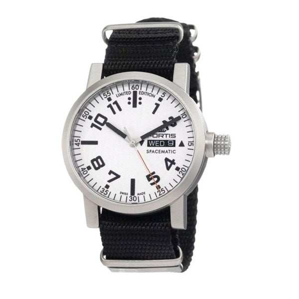 Fortis Men's 'Spacematic' Automatic Watch