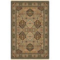 Original Karastan Empress Kirman Black Rug (10' x 14')