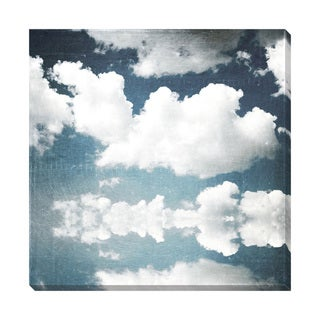 Into the Clouds Oversized Gallery Wrapped Canvas